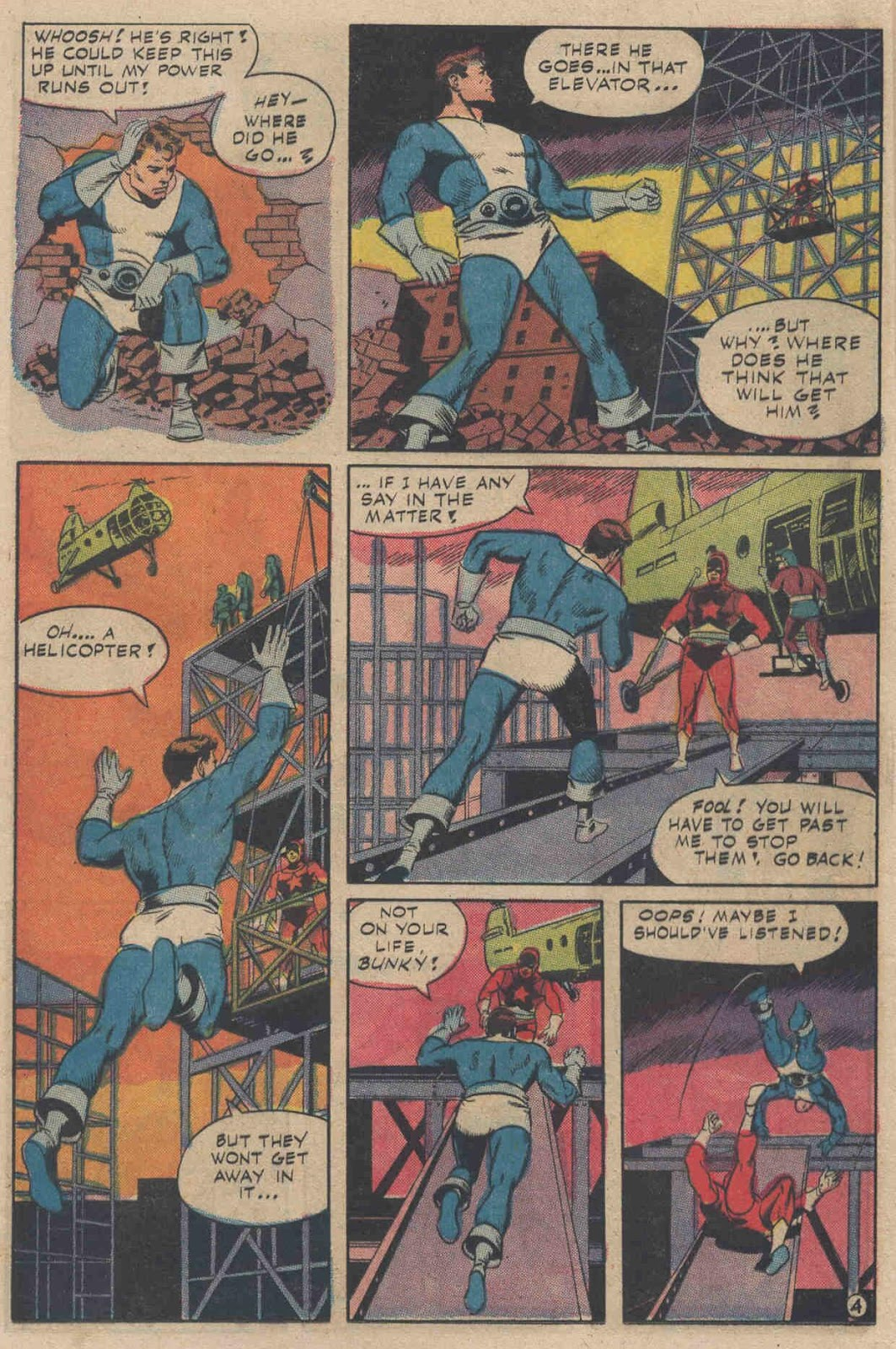 T.H.U.N.D.E.R. Agents (1965) issue 6 - Page 6
