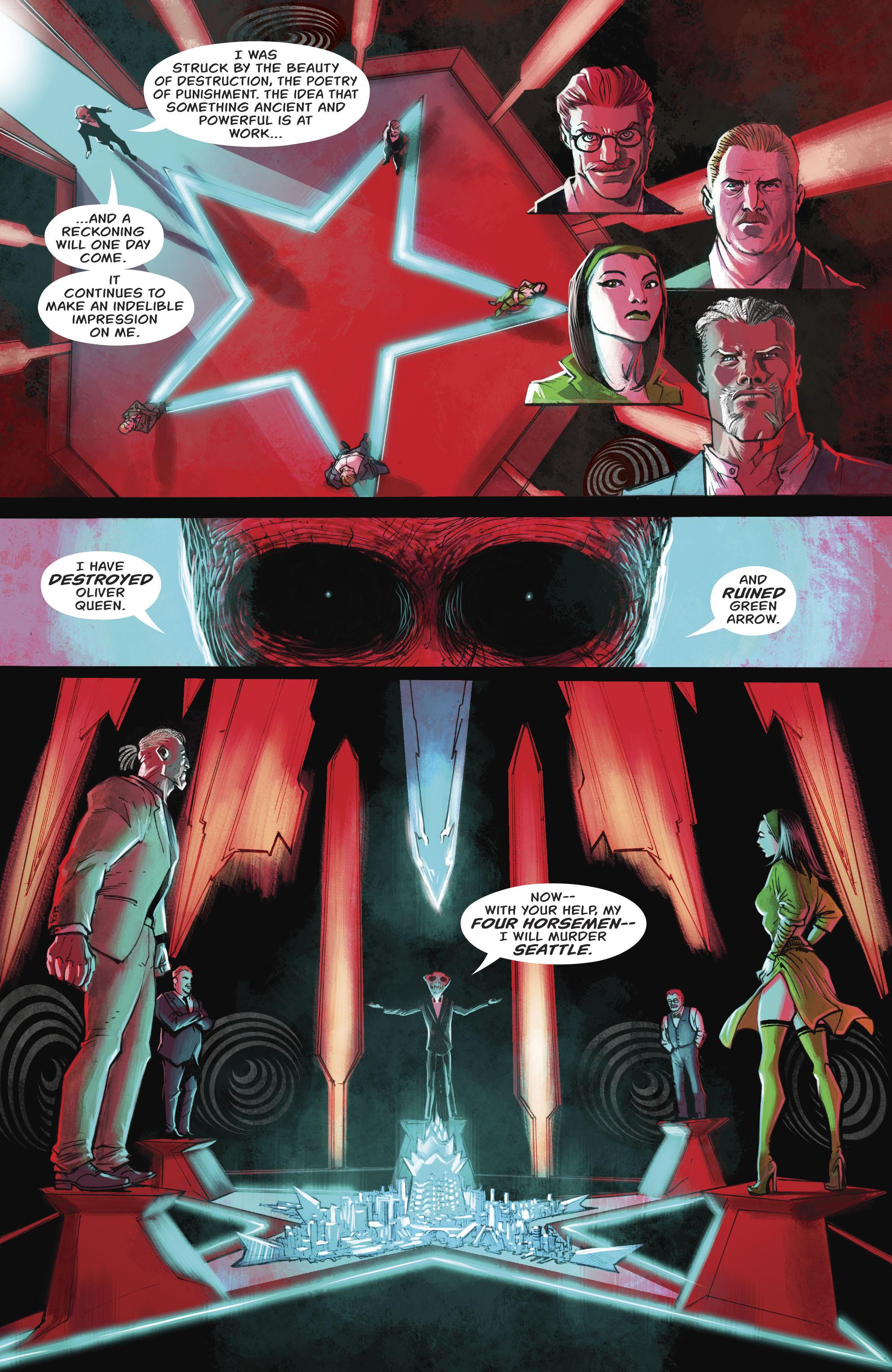 Read online Green Arrow (2016) comic -  Issue #21 - 14