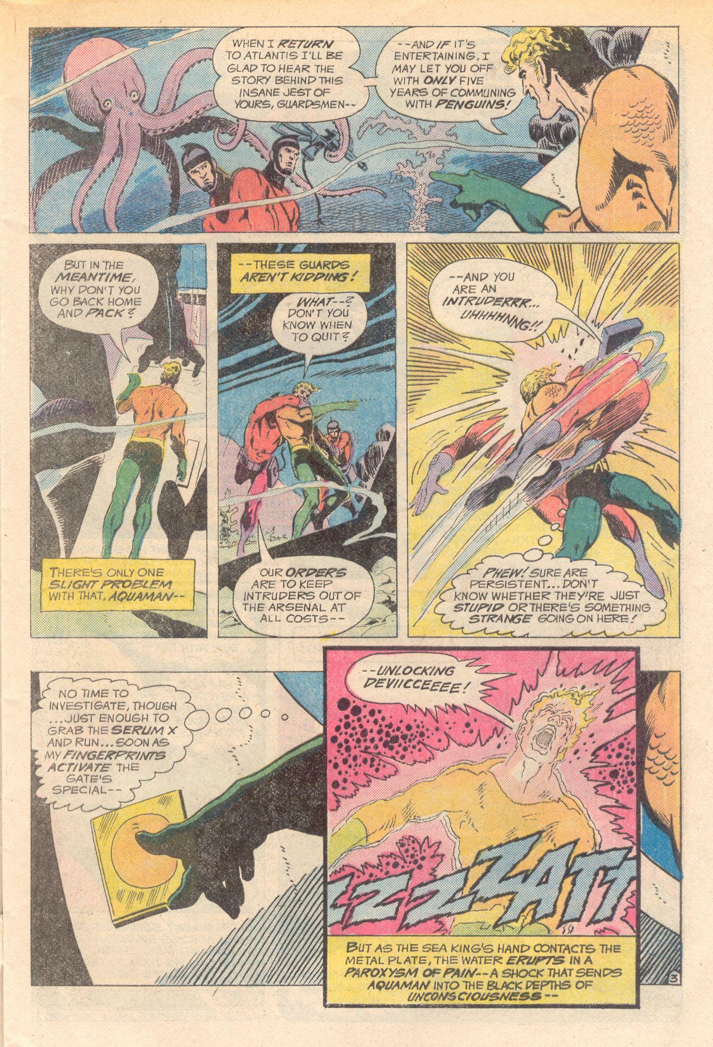 Read online Adventure Comics (1938) comic -  Issue #444 - 5