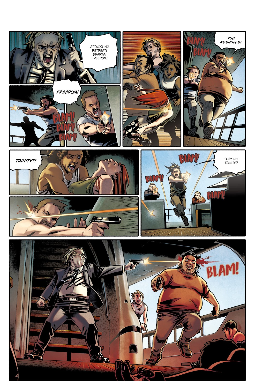 Read online Millennium: The Girl Who Danced With Death comic -  Issue #3 - 55