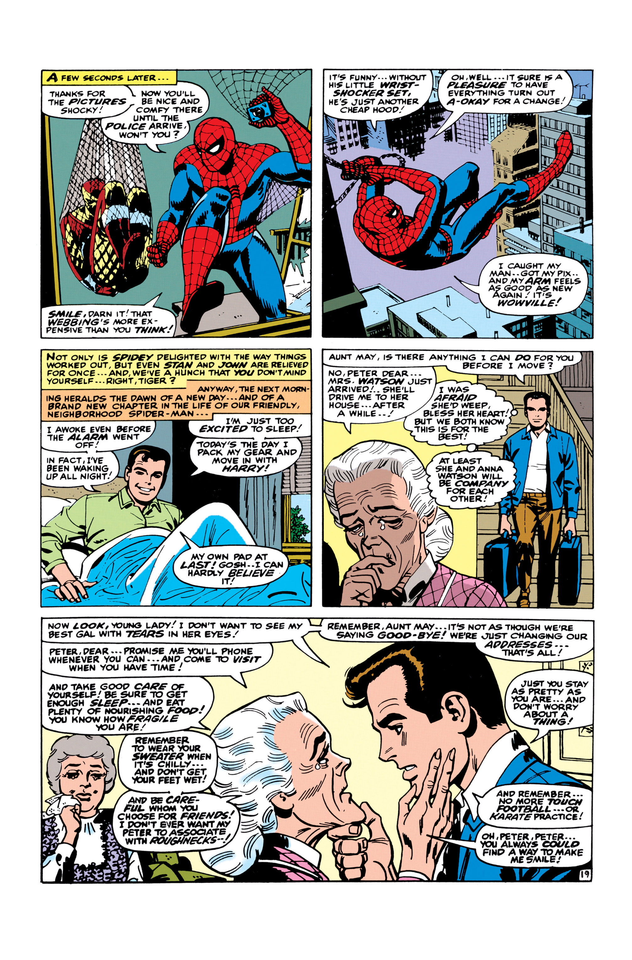 The Amazing Spider-Man (1963) 46 Page 19