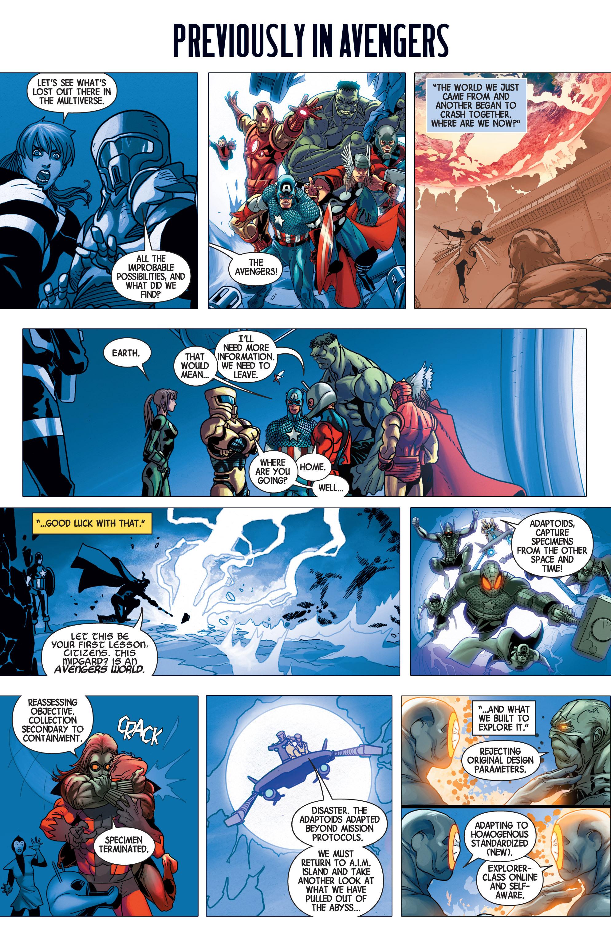 Read online Avengers (2013) comic -  Issue #Avengers (2013) _TPB 5 - 89