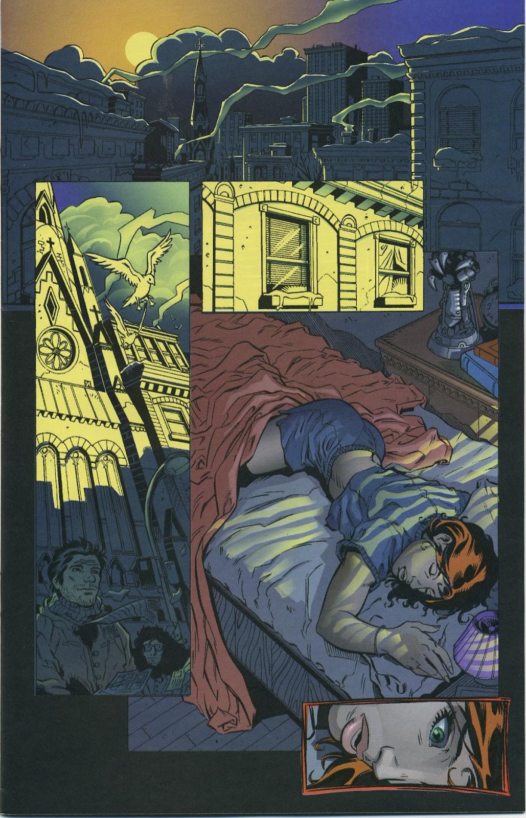 Warrior Nun Areala (1997) Issue #4 #4 - English 3