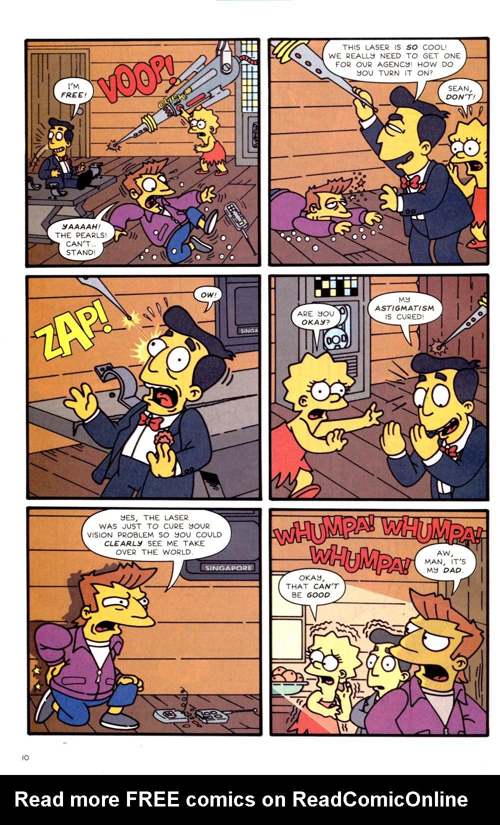 Read online Simpsons Comics comic -  Issue #82 - 26