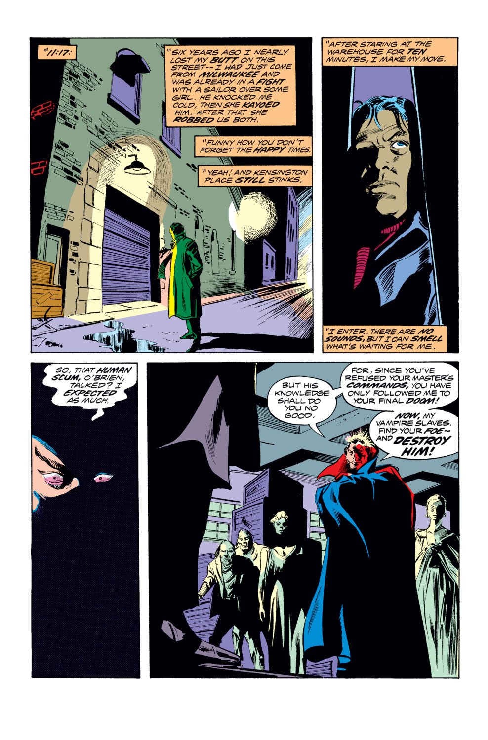 Tomb of Dracula (1972) issue 25 - Page 14