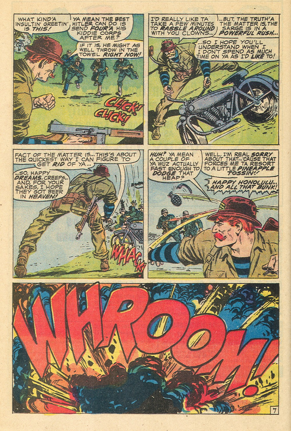 Read online Sgt. Fury comic -  Issue #71 - 12