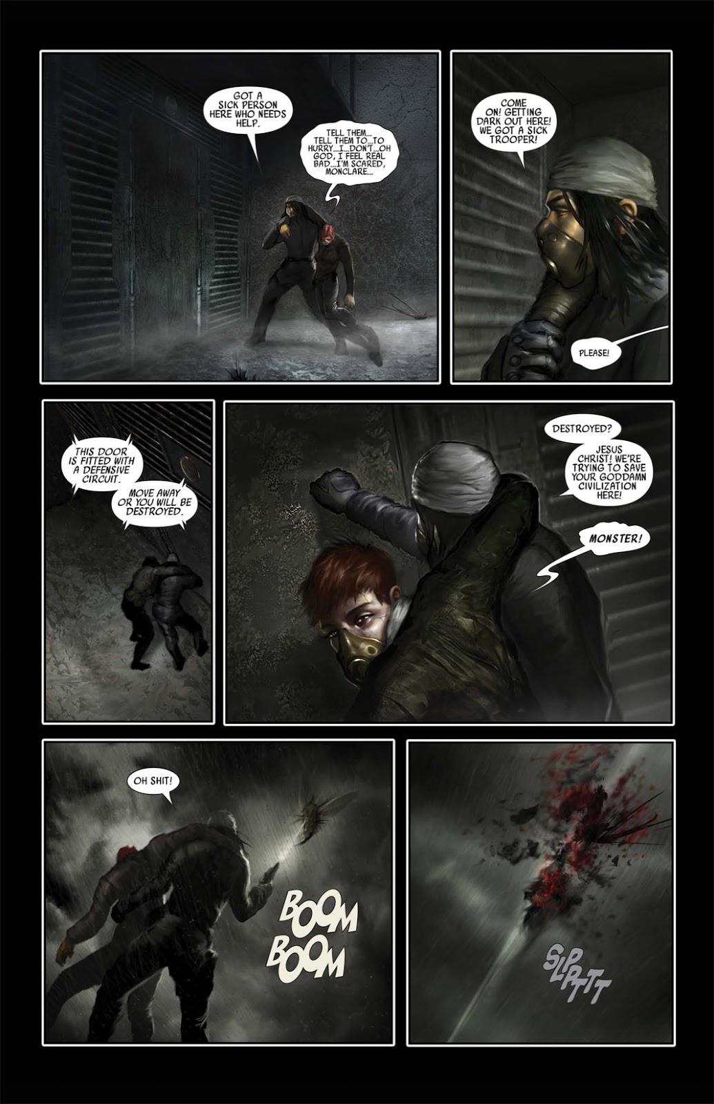 Read online After Dark comic -  Issue #1 - 43