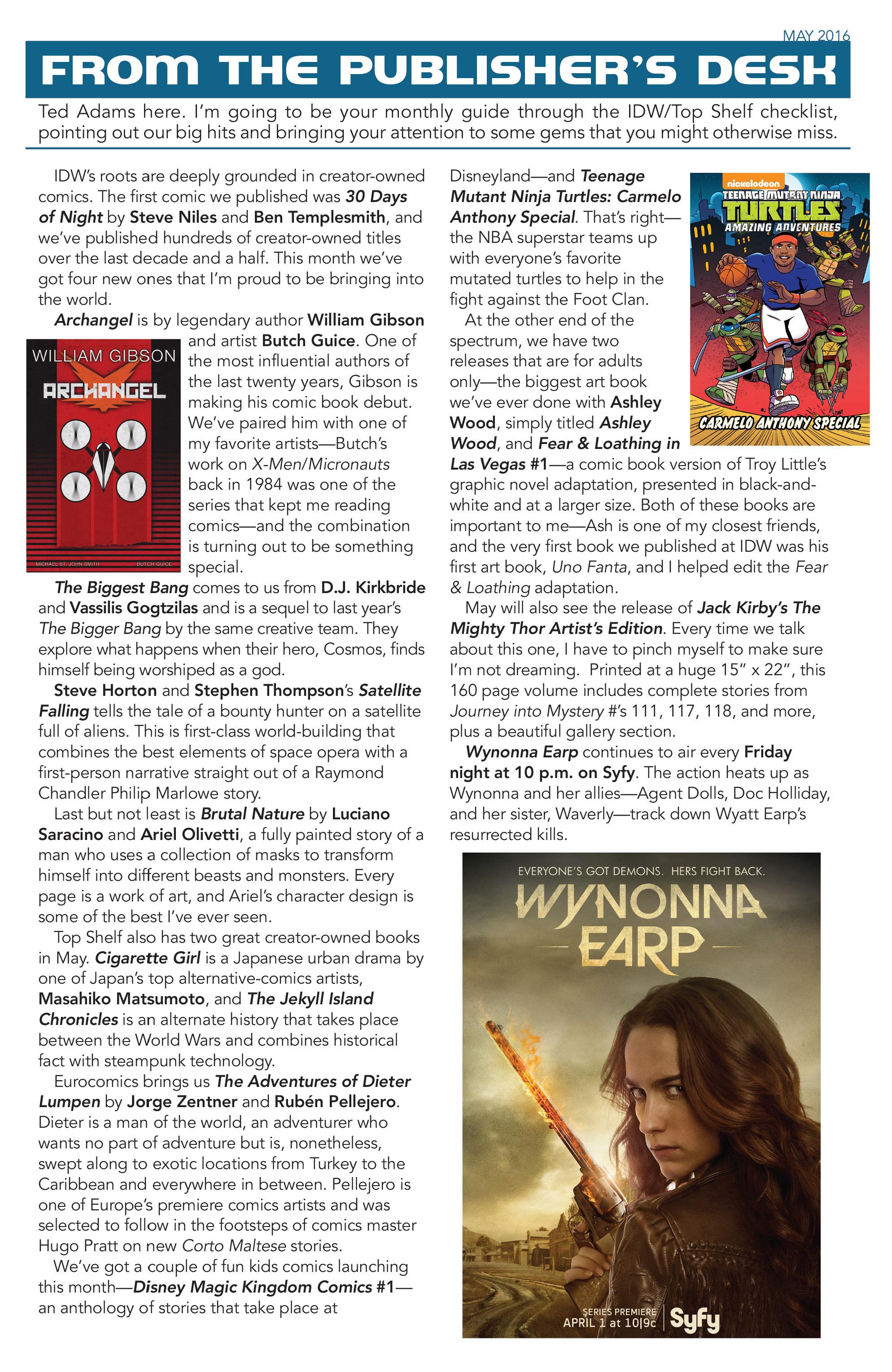 Read online Archangel (2016) comic -  Issue #1 - 40