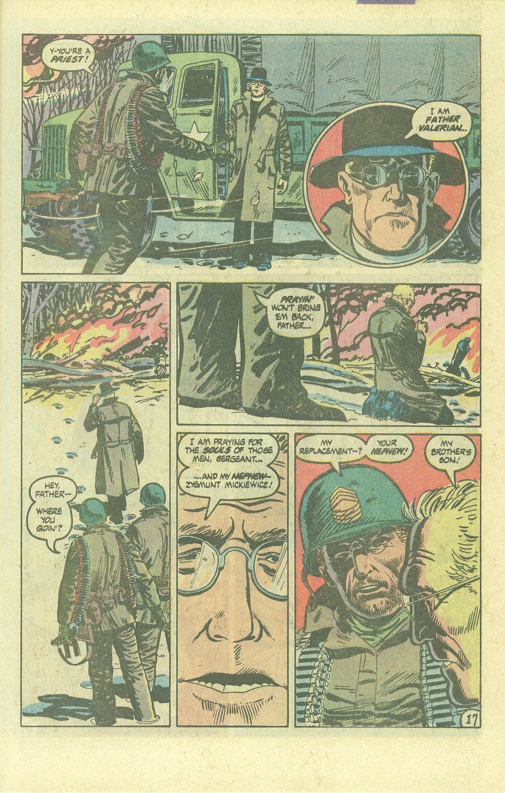 Sgt. Rock issue Annual 3 - Page 20