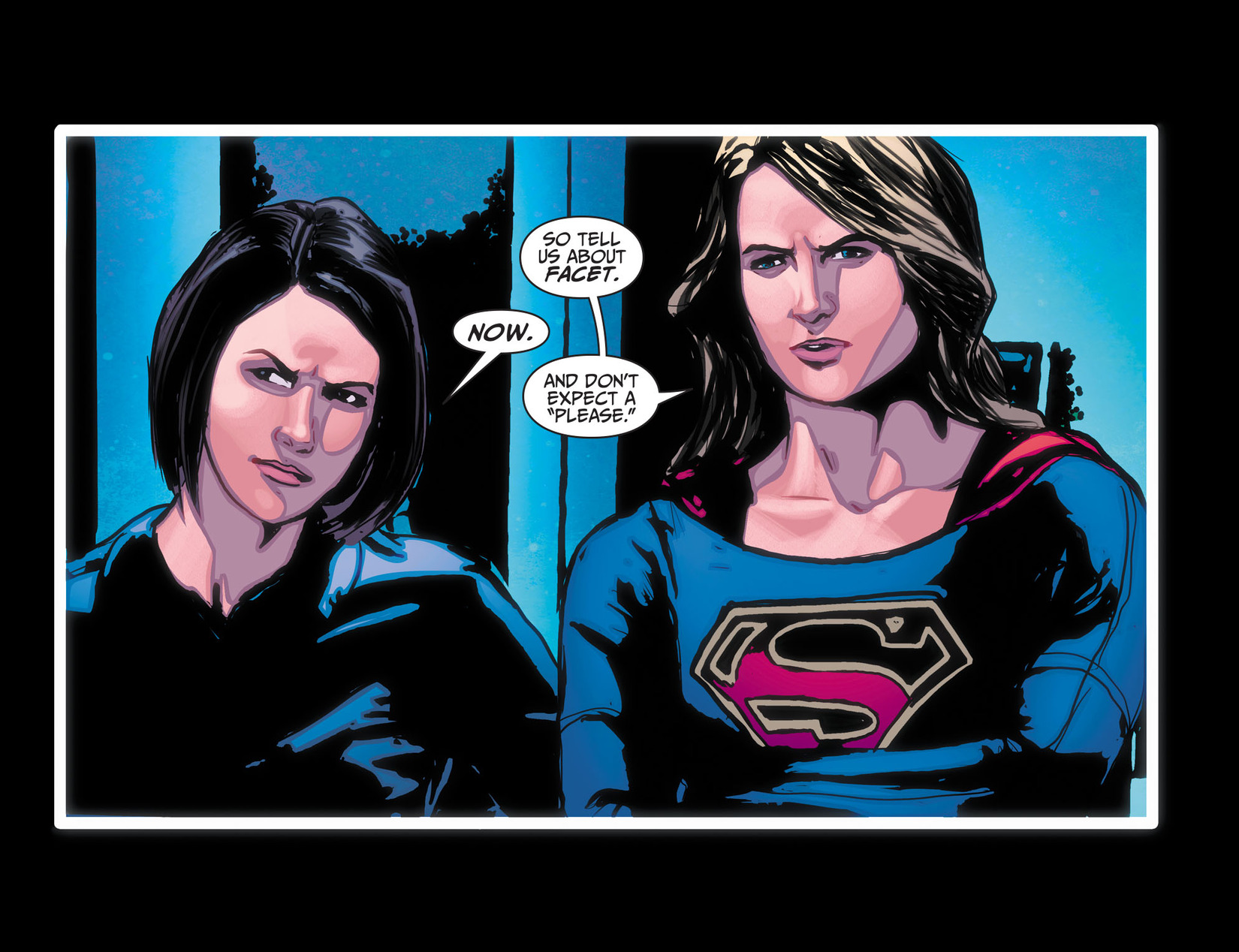 Read online Adventures of Supergirl comic -  Issue #10 - 6