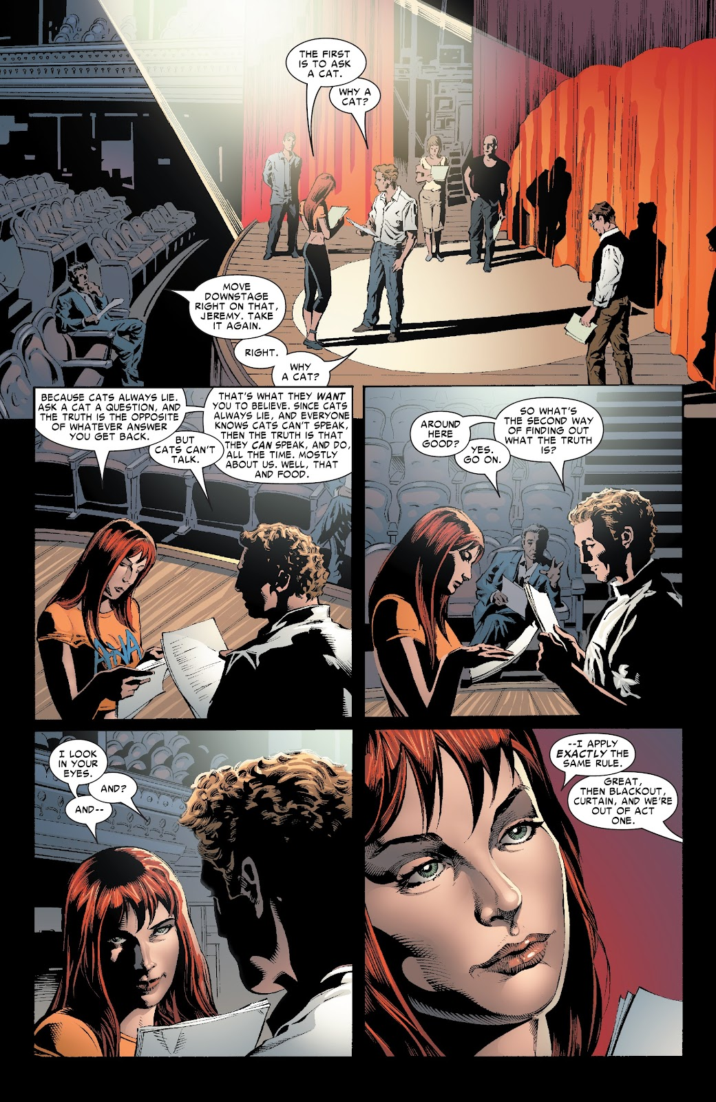 The Amazing Spider-Man by JMS Ultimate Collection issue TPB 3 (Part 2) - Page 93