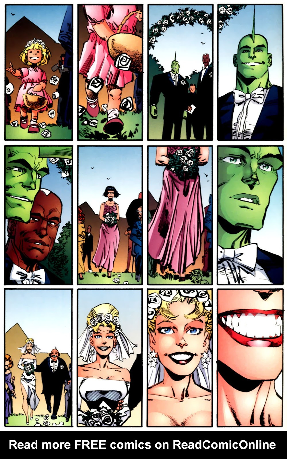 The Savage Dragon (1993) Issue #62 #65 - English 6