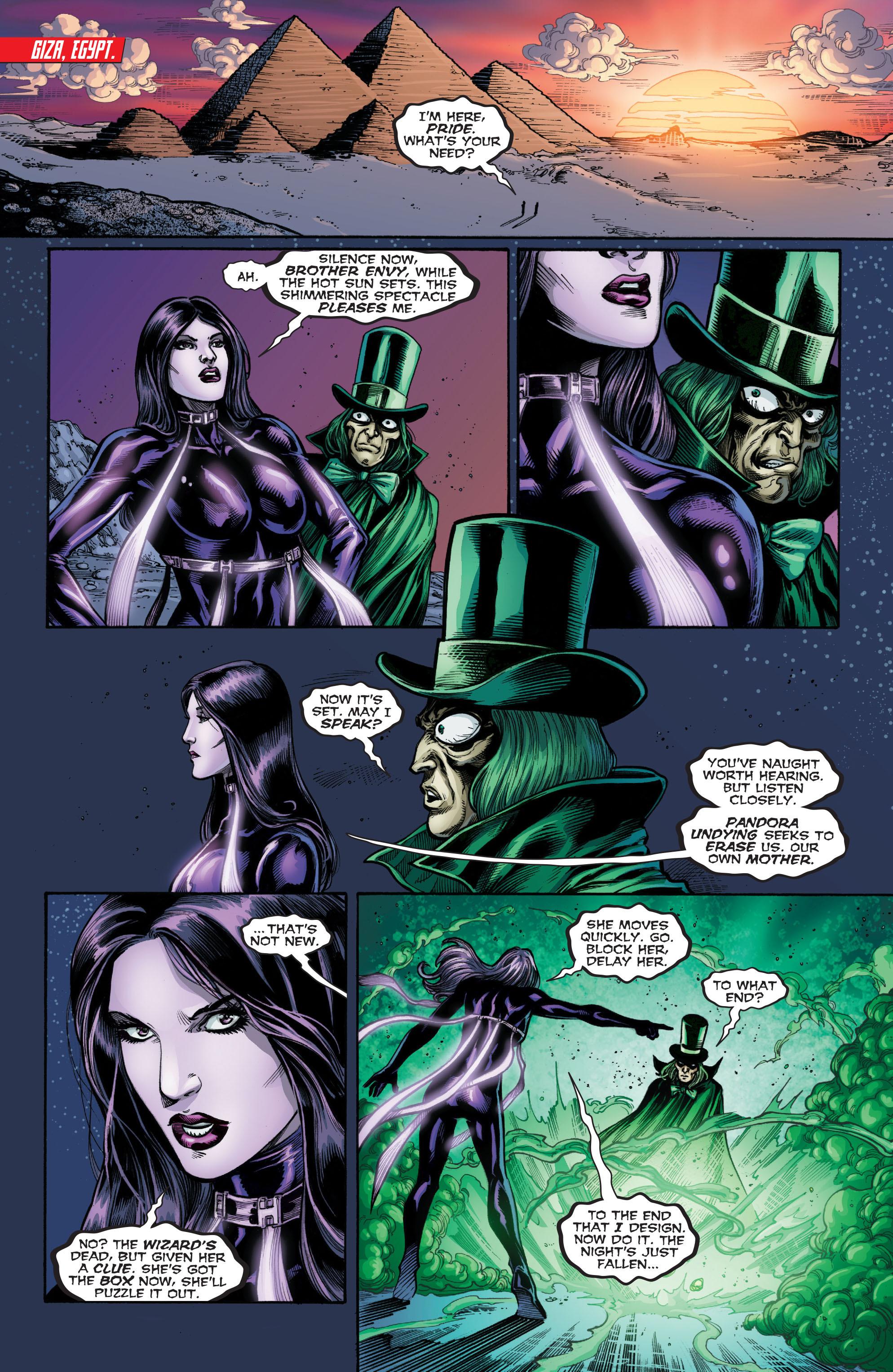 Read online Trinity of Sin: Pandora comic -  Issue #2 - 2