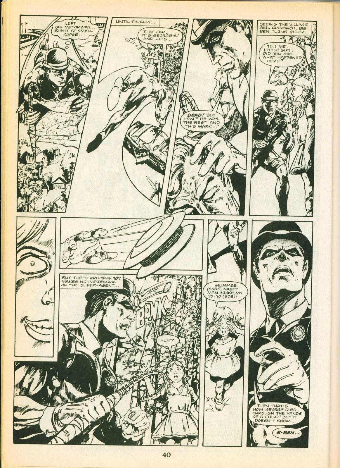 Warrior Issue #19 #20 - English 40