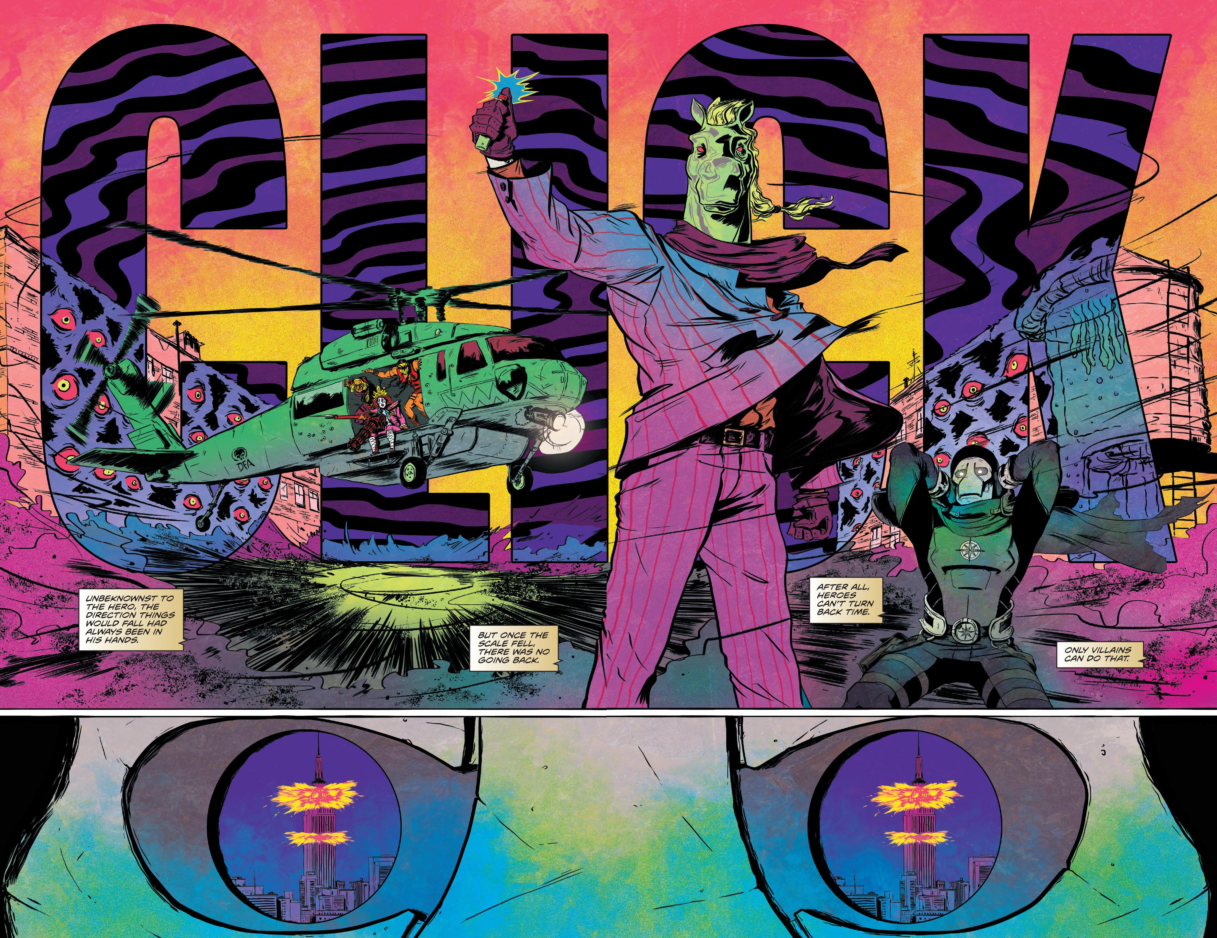 Read online Translucid comic -  Issue #1 - 23