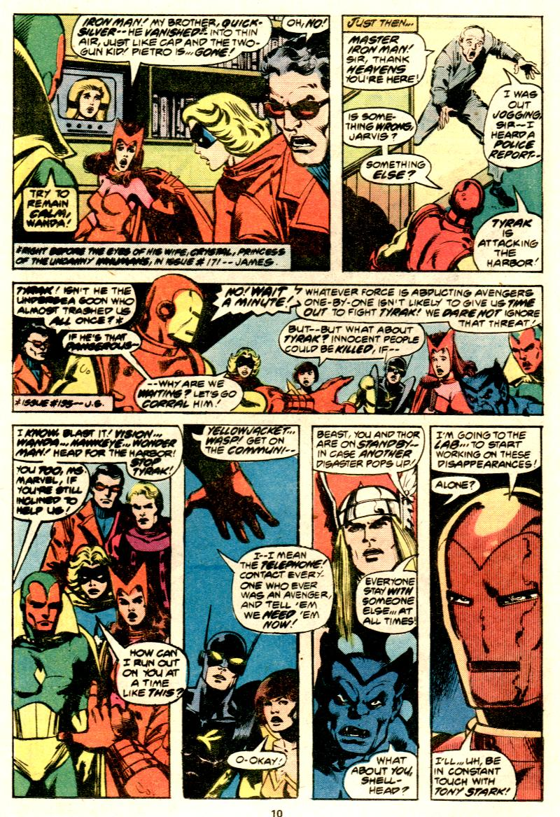 The Avengers (1963) 172 Page 6
