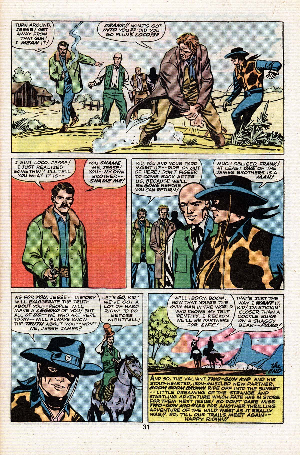 Read online Two-Gun Kid comic -  Issue #125 - 33