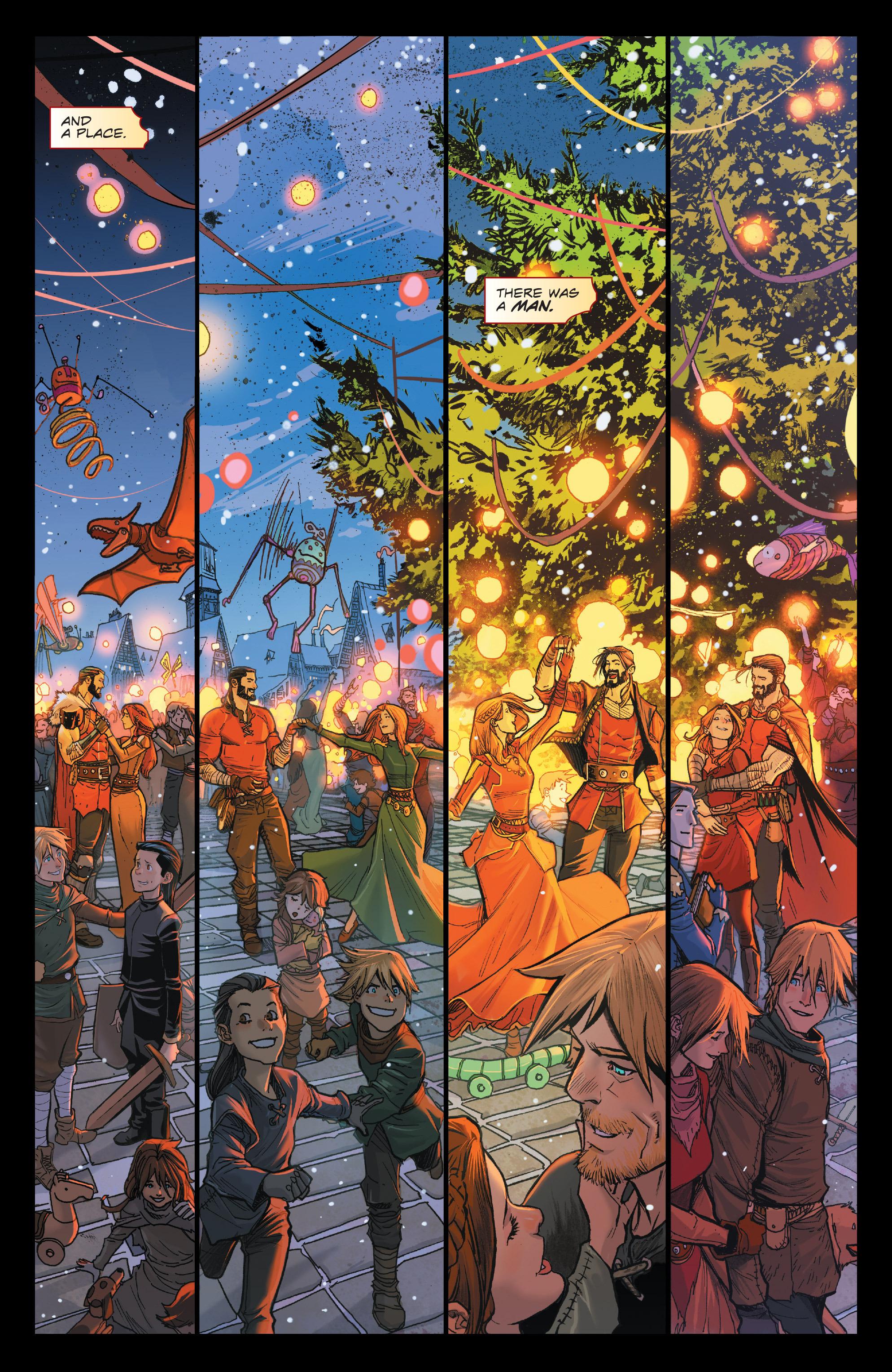Read online Klaus comic -  Issue #7 - 29