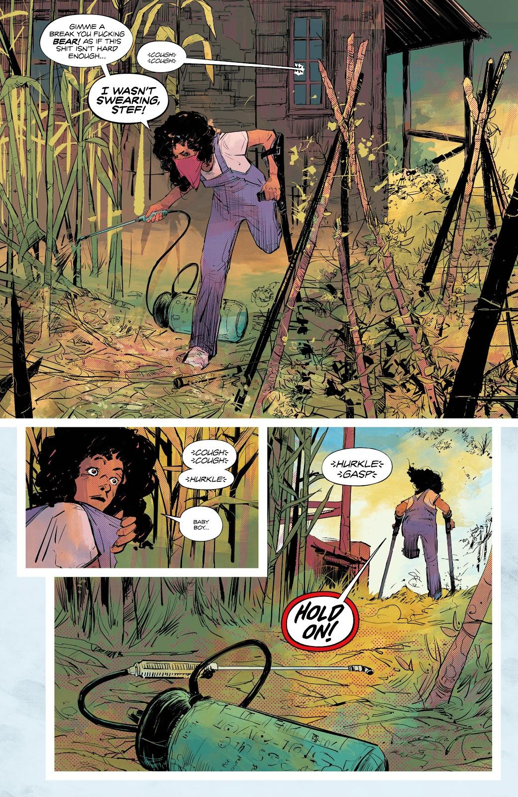 Read online Resonant comic -  Issue #5 - 14
