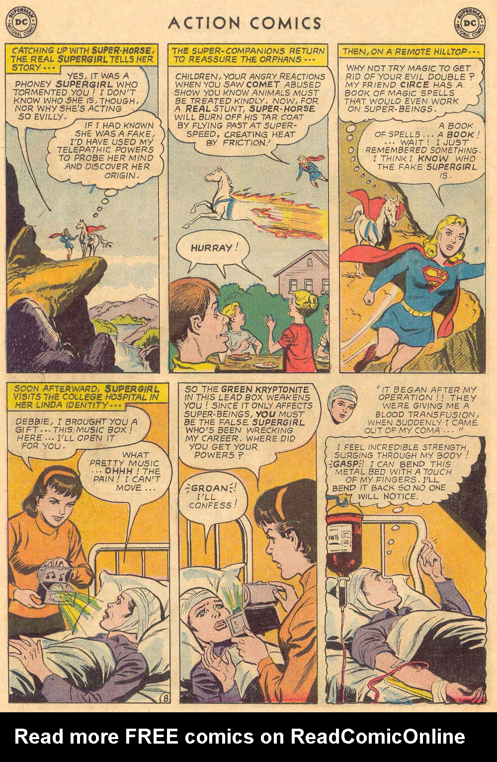 Read online Action Comics (1938) comic -  Issue #321 - 30