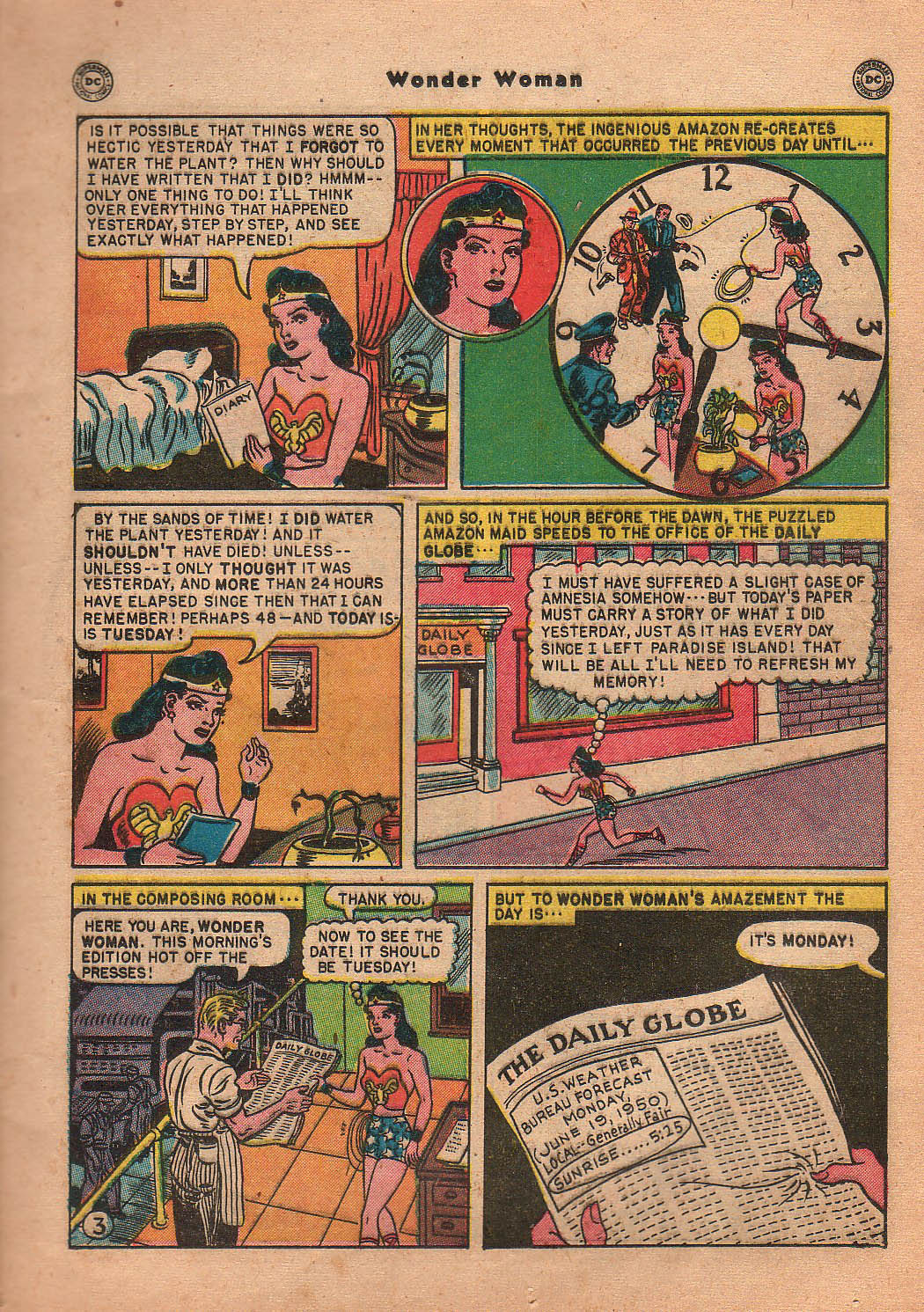 Read online Wonder Woman (1942) comic -  Issue #42 - 20