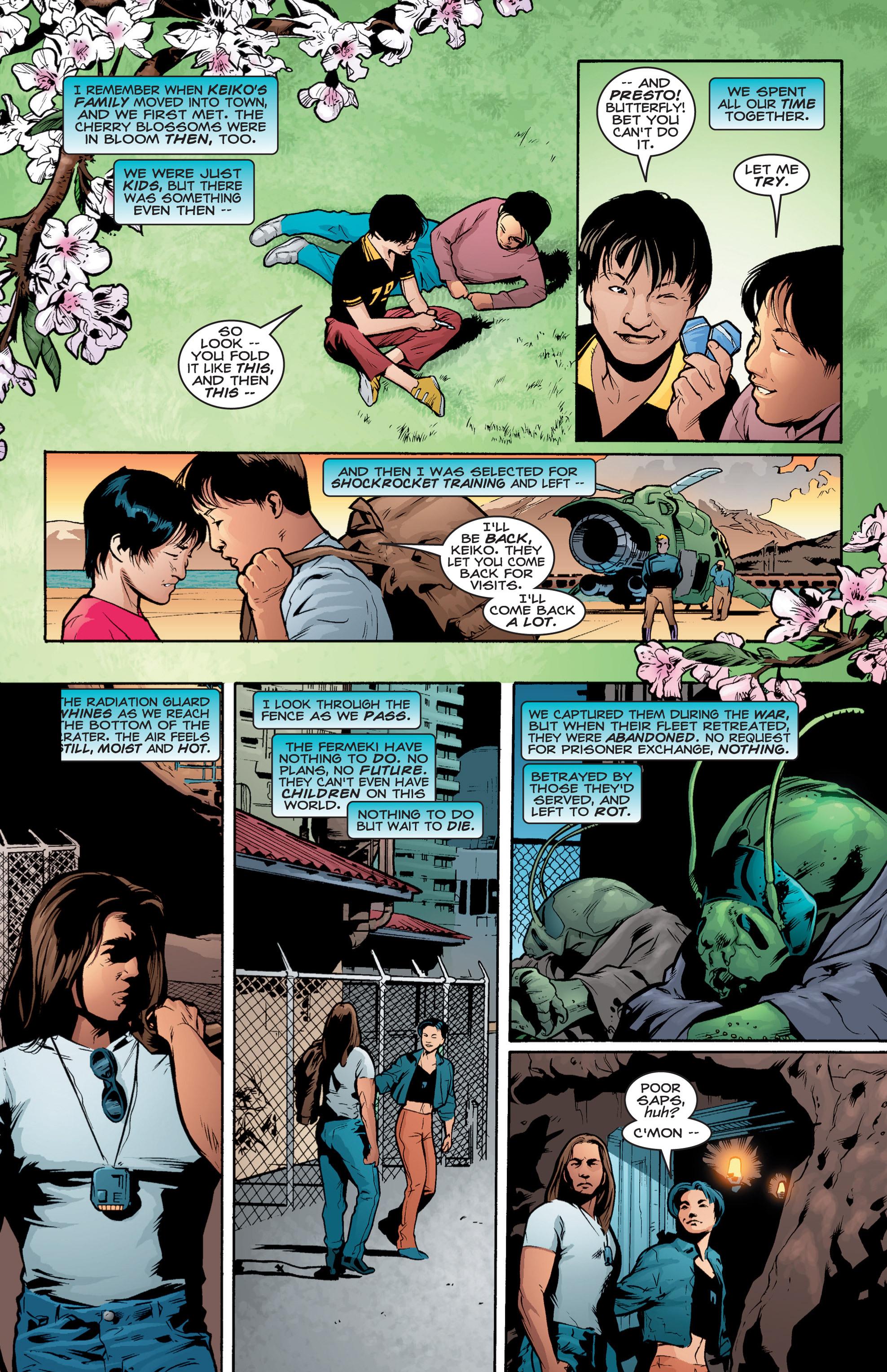 Read online Shockrockets comic -  Issue # TPB - 63
