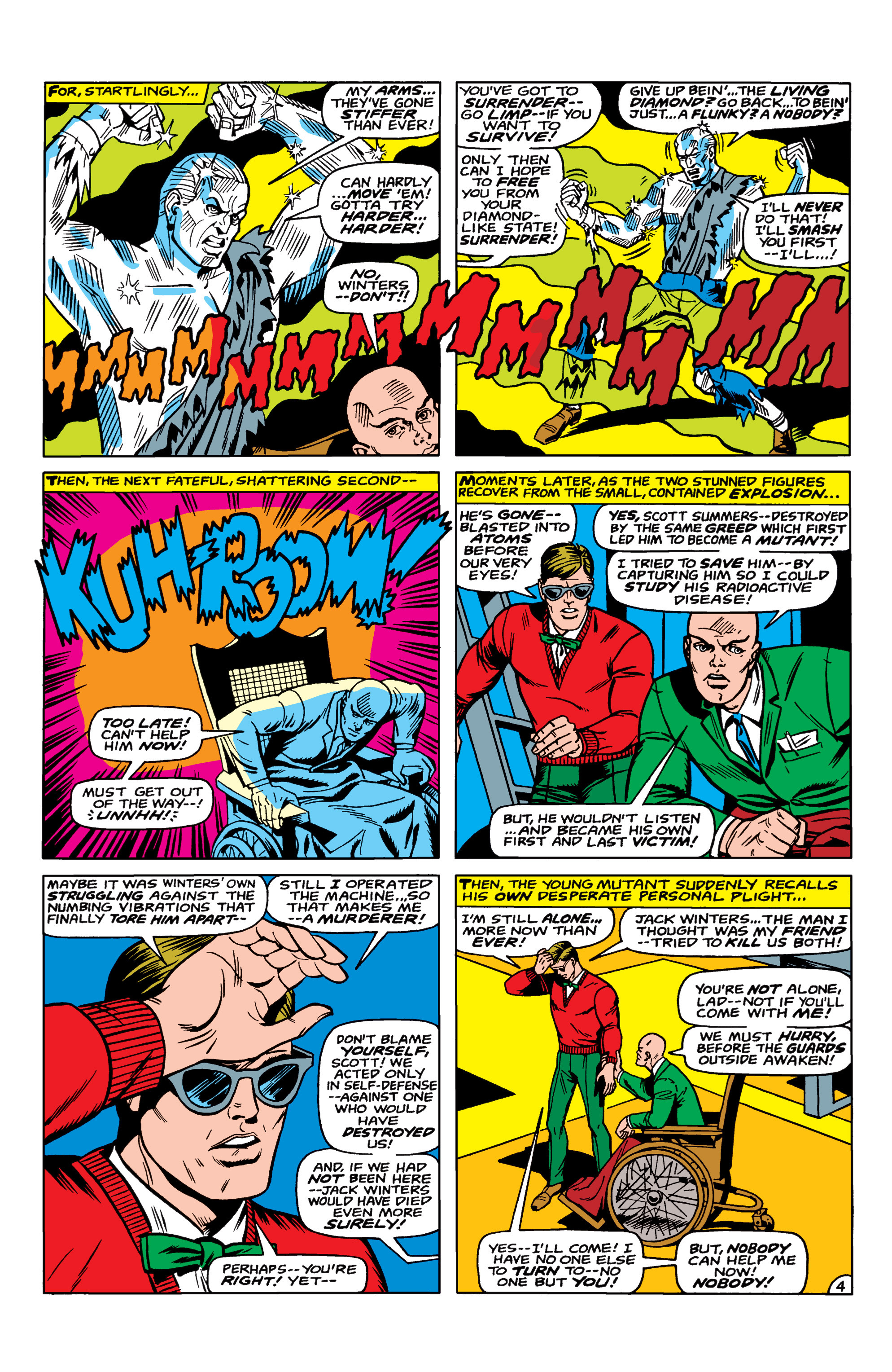 Read online Uncanny X-Men (1963) comic -  Issue #42 - 20