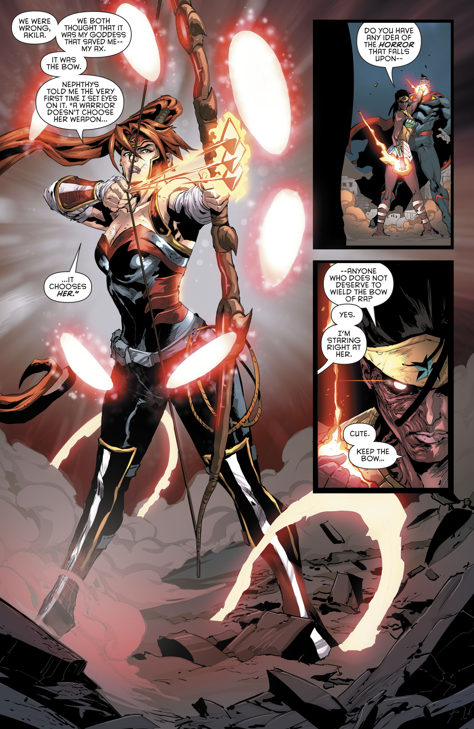 Read online Red Hood and the Outlaws (2016) comic -  Issue #11 - 17