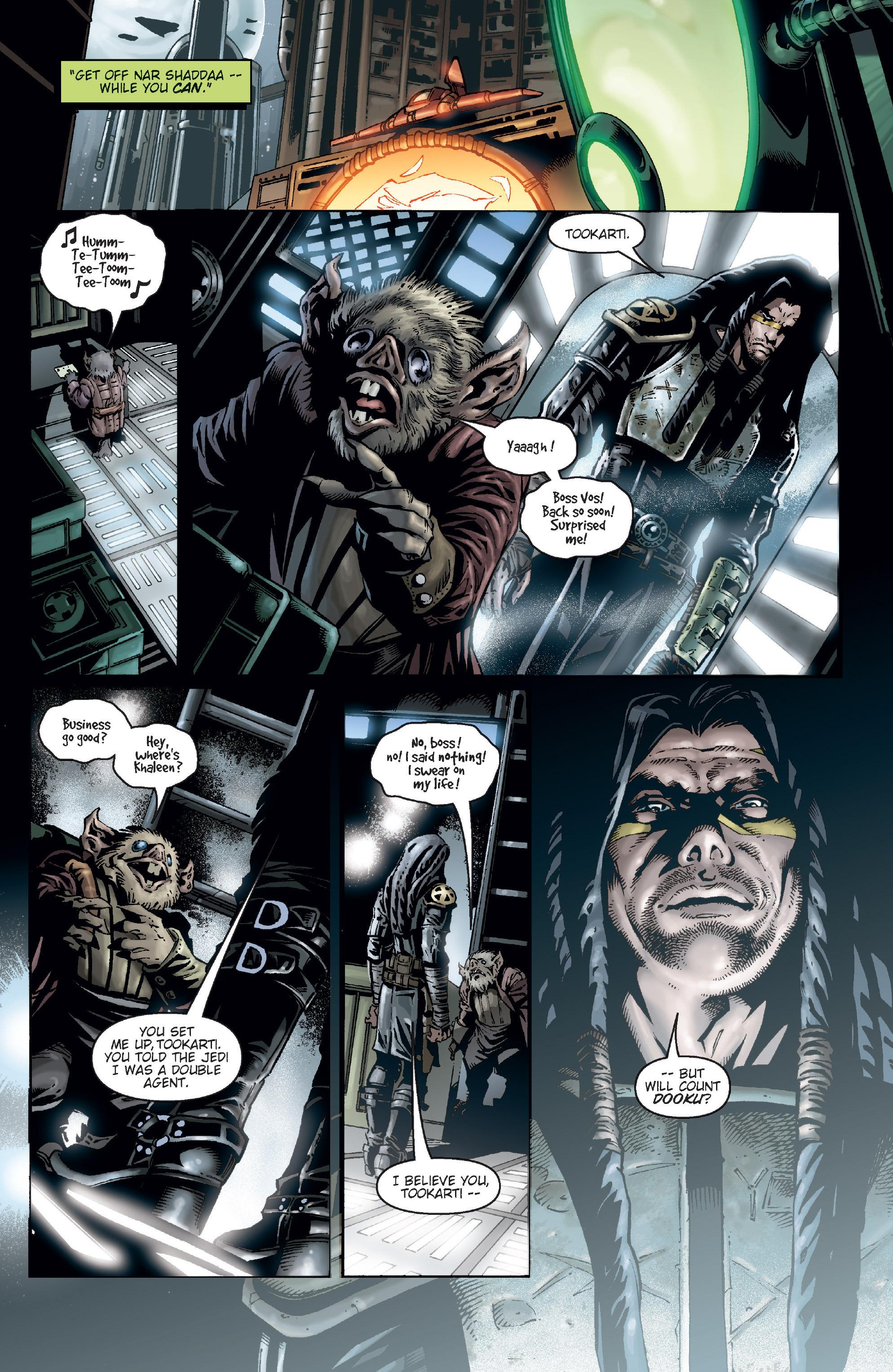 Read online Star Wars Omnibus comic -  Issue # Vol. 24 - 271