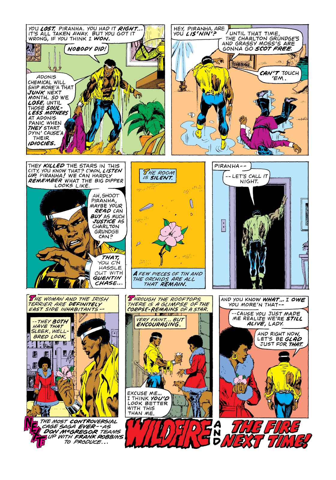 Read online Marvel Masterworks: Luke Cage, Power Man comic -  Issue # TPB 2 (Part 3) - 94