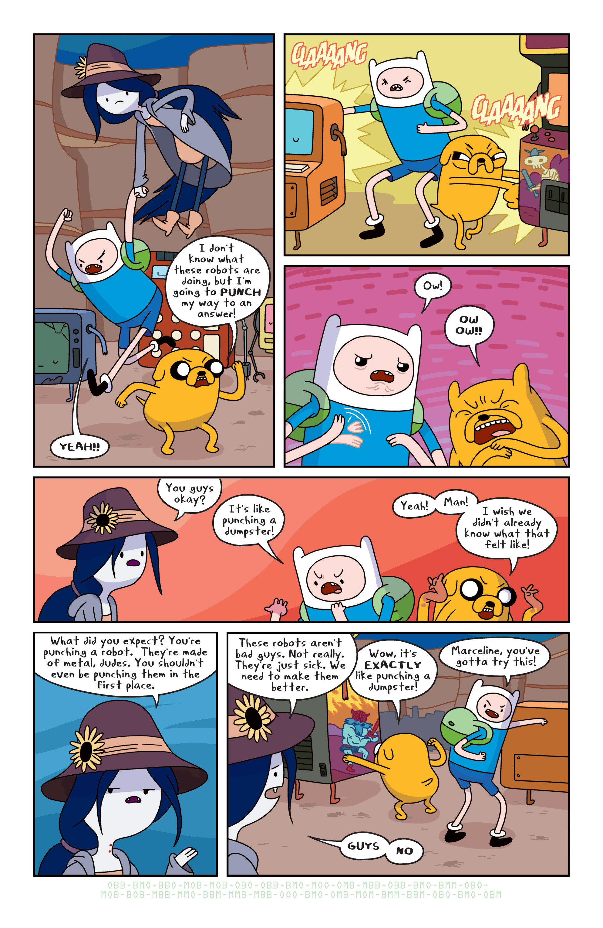 Read online Adventure Time comic -  Issue #13 - 8