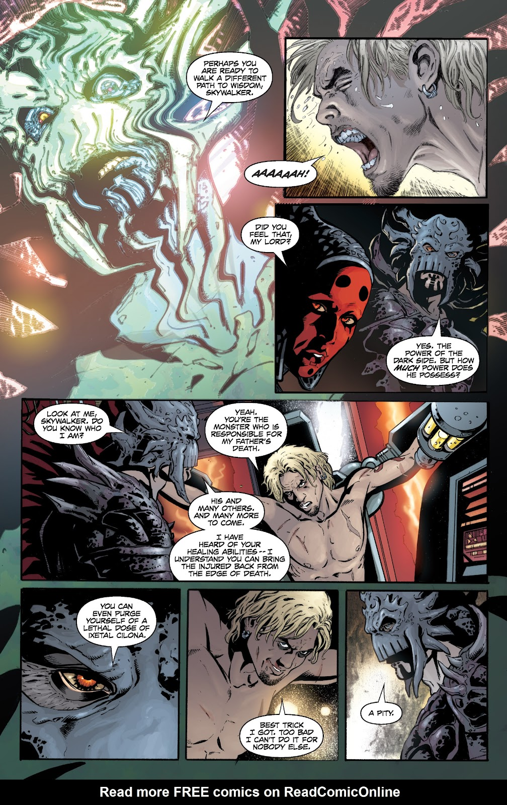 Read online Star Wars Legends: Legacy - Epic Collection comic -  Issue # TPB 1 (Part 4) - 51
