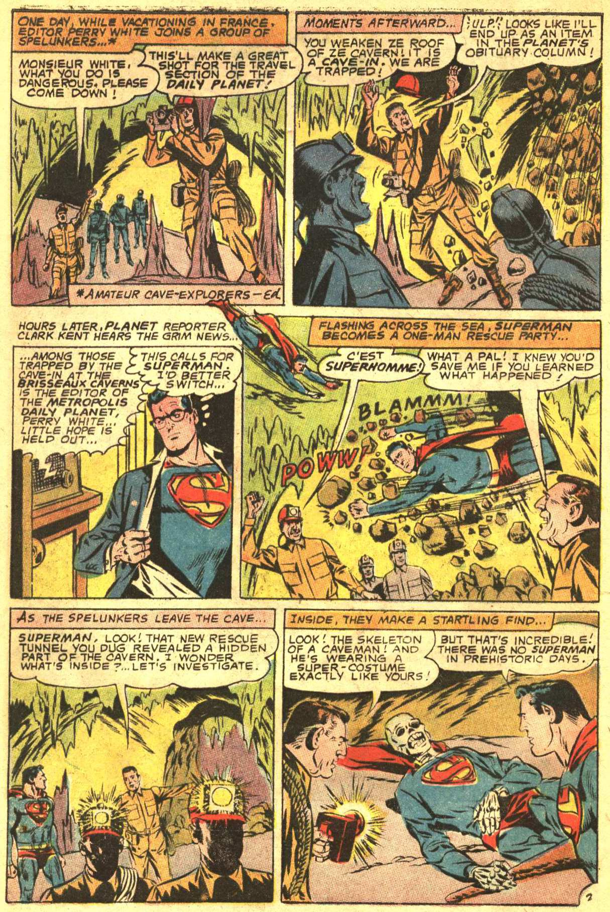 Read online Action Comics (1938) comic -  Issue #350 - 4