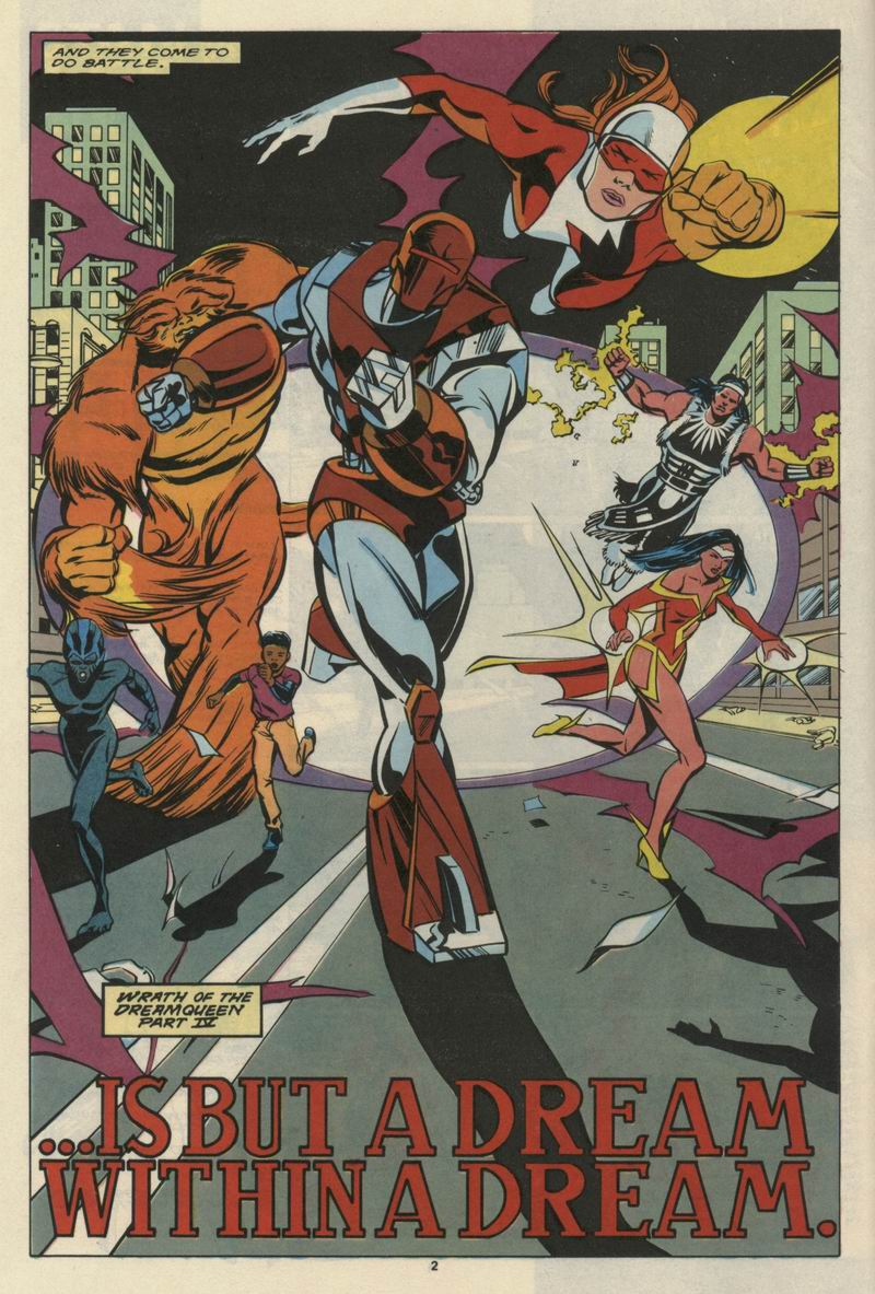 Read online Alpha Flight (1983) comic -  Issue #70 - 4
