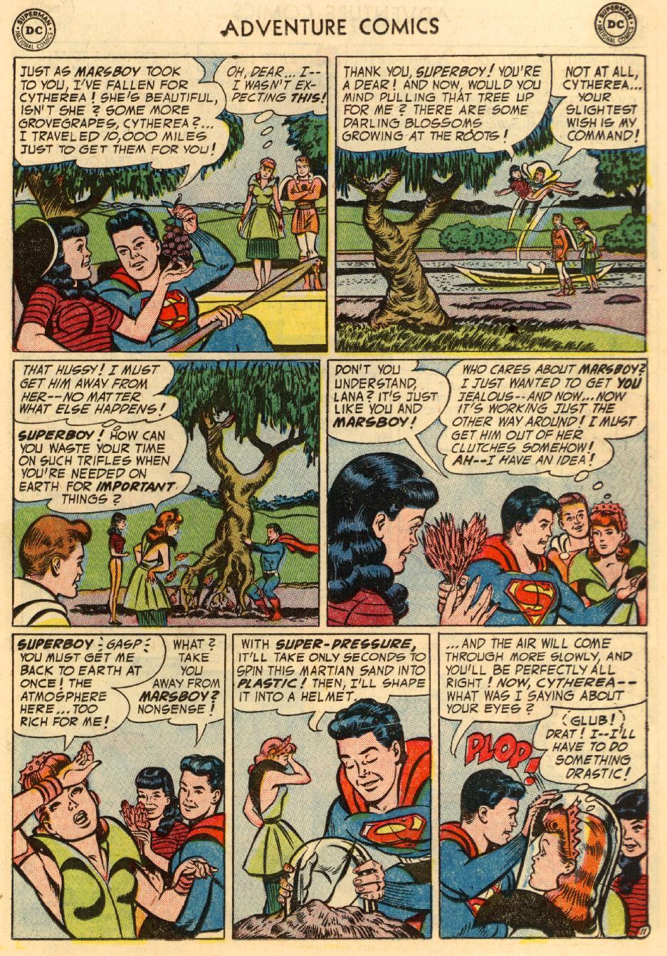 Read online Adventure Comics (1938) comic -  Issue #195 - 13