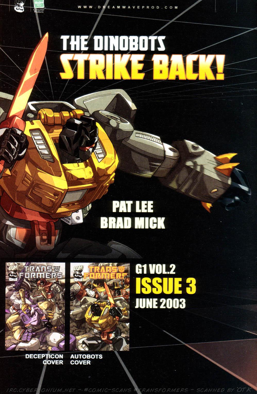 Read online Transformers Armada comic -  Issue #10 - 27