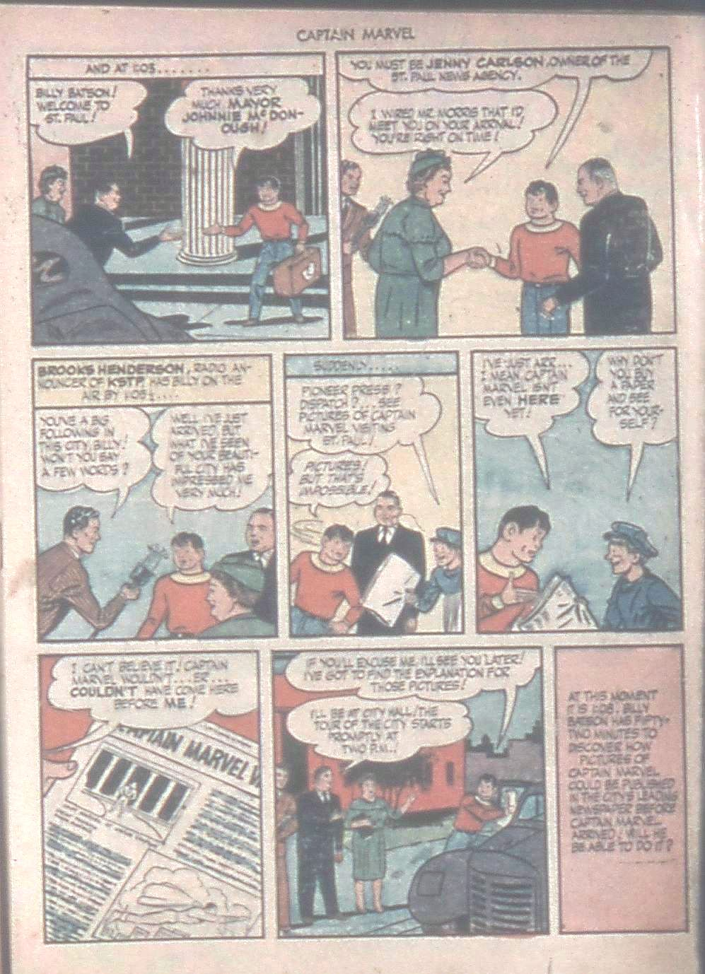 Captain Marvel Adventures issue 42 - Page 5
