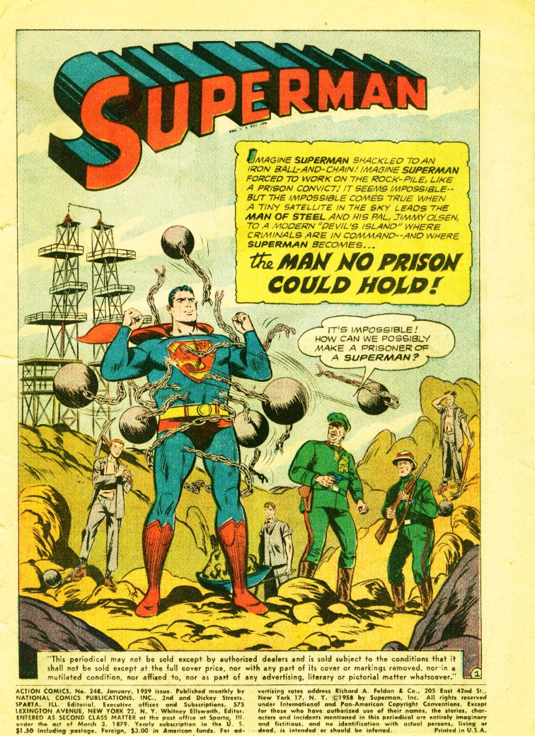 Read online Action Comics (1938) comic -  Issue #248 - 3