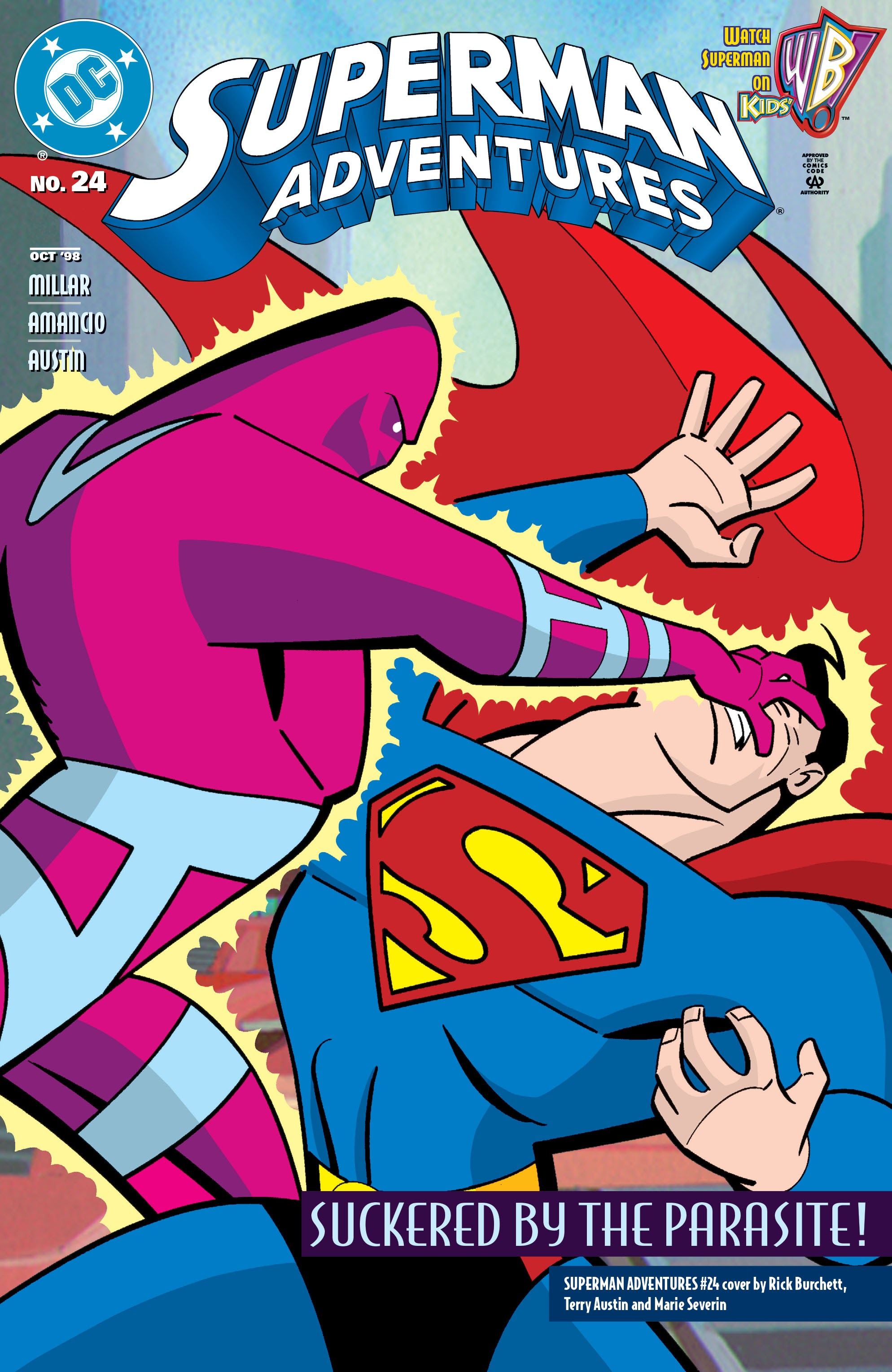 Superman Adventures #_2017_Edition_TPB_3_(Part_2) #81 - English 98