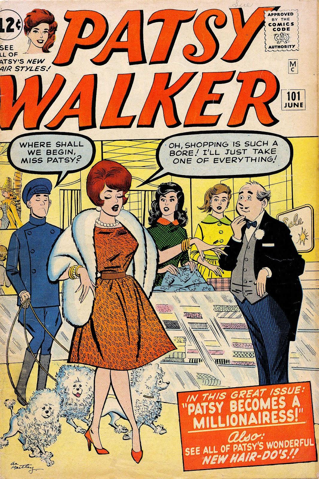 Patsy Walker 101 Page 1