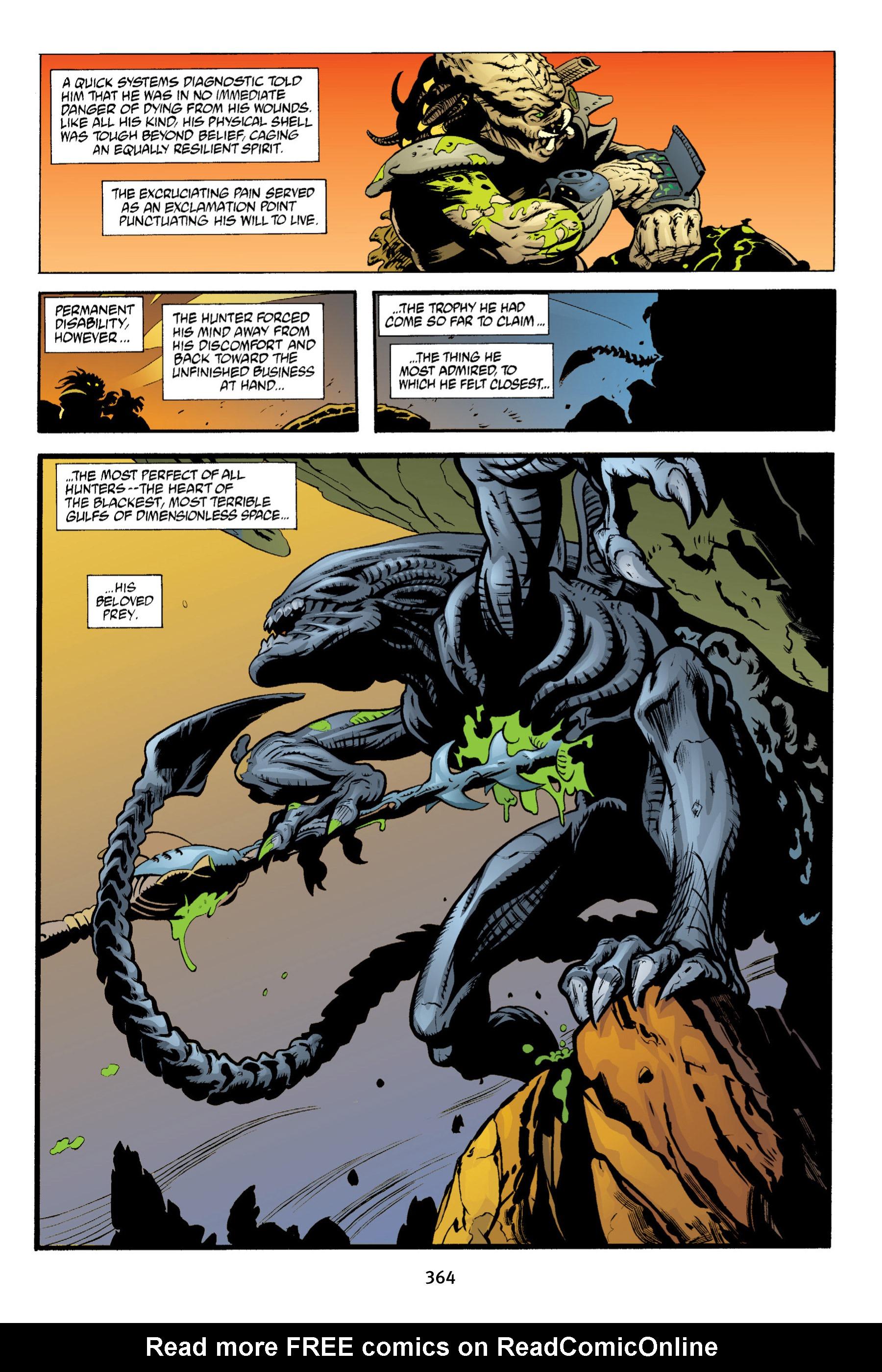 Read online Aliens vs. Predator Omnibus comic -  Issue # _TPB 2 Part 4 - 29