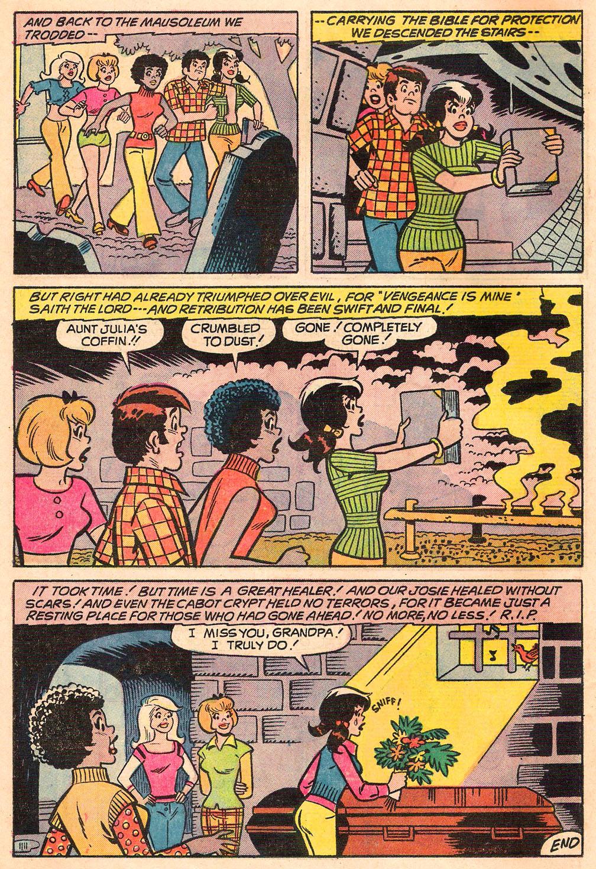 Read online She's Josie comic -  Issue #72 - 14