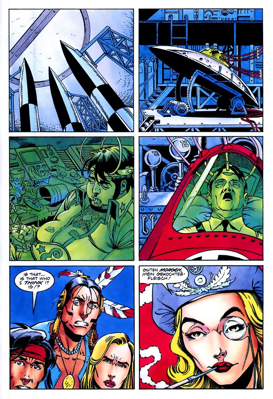Read online Turok, Dinosaur Hunter (1993) comic -  Issue #37 - 21