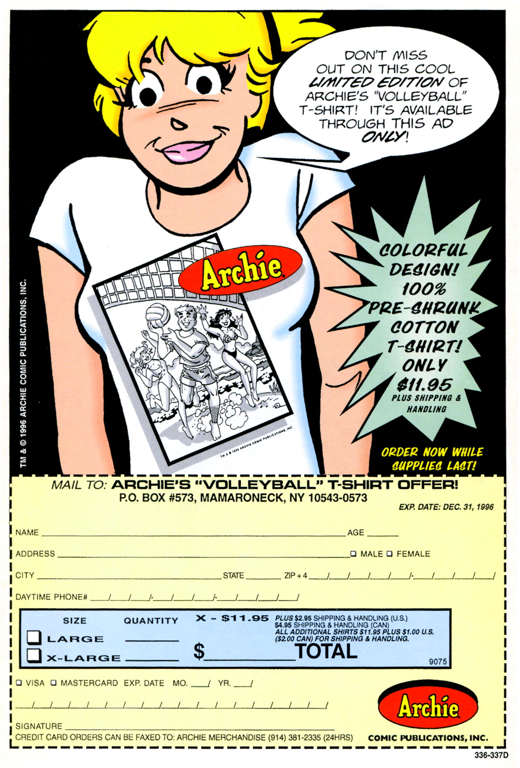 Read online World of Archie comic -  Issue #21 - 35