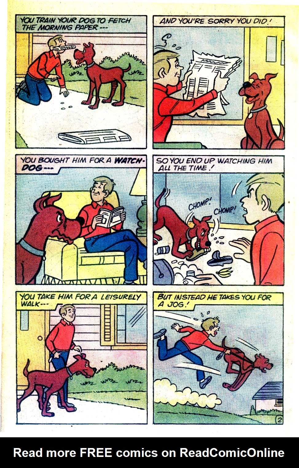 Read online Madhouse Comics comic -  Issue #128 - 30