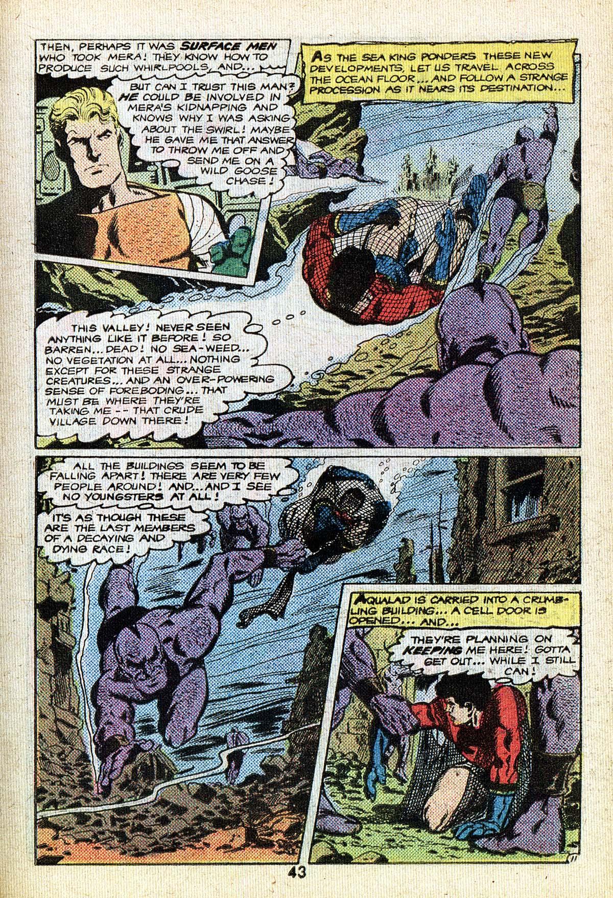 Read online Adventure Comics (1938) comic -  Issue #494 - 43
