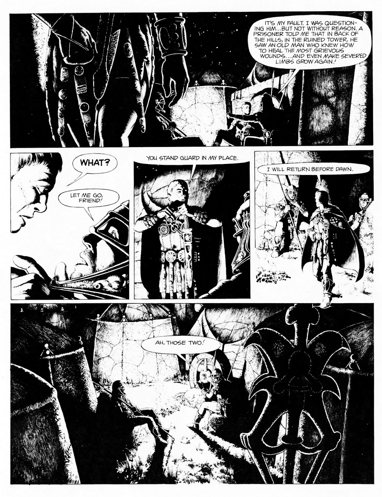 Conquering Armies issue TPB - Page 20