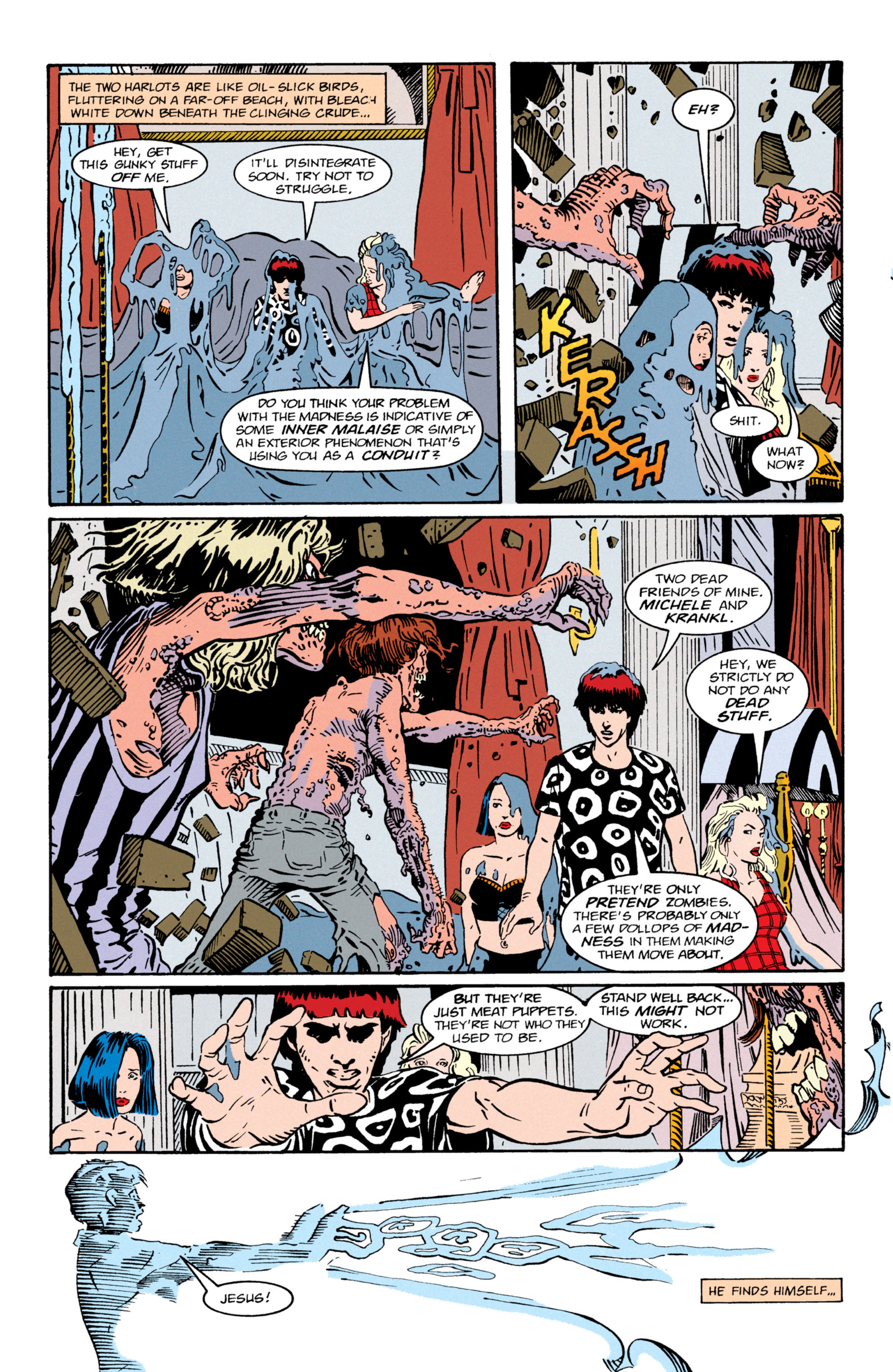 Read online Shade, the Changing Man comic -  Issue #64 - 13
