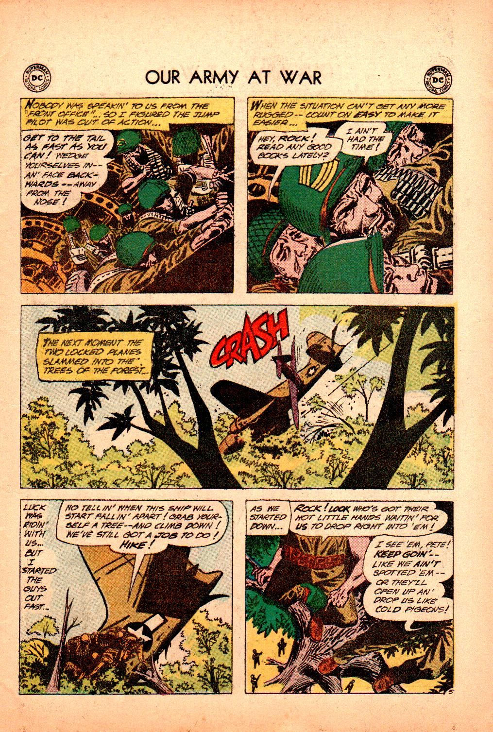 Our Army at War (1952) issue 101 - Page 7