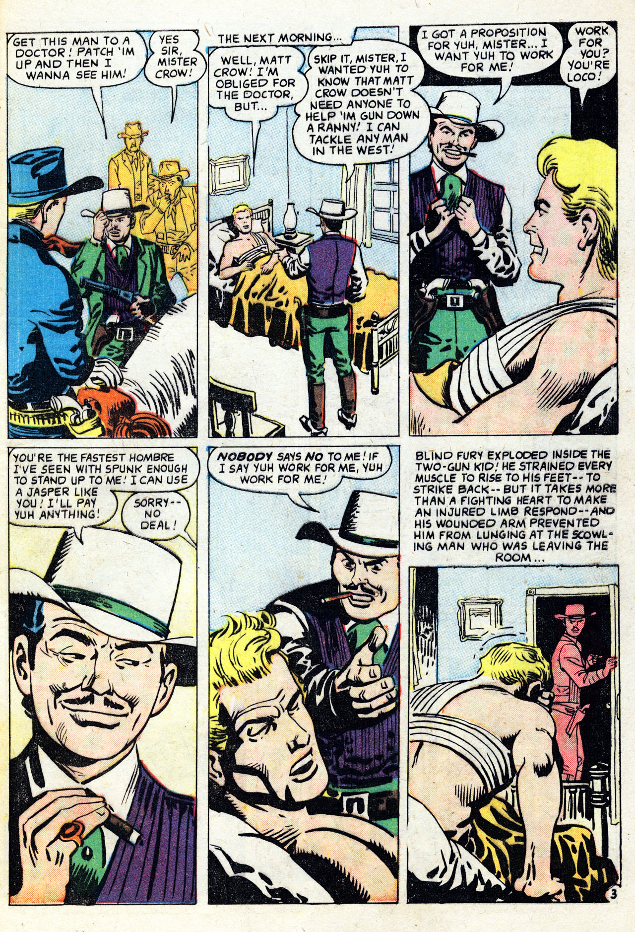 Read online Two-Gun Kid comic -  Issue #41 - 29